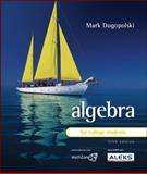 Algebra for College Students, Dugopolski, Mark, 0073533521