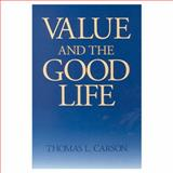 Value and the Good Life 9780268043520