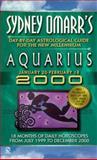 Aquarius 2000, Sydney Omarr, 0451193520