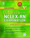 Saunders Q and A Review for the NCLEX-RN Examination, Silvestri, Linda Anne, 0721603521