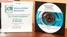 Megaverse Musings Accompaniment : E Book on CD,, 0977423522