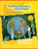 Teaching Elementary Social Studies : Principles and Applications, Zarrillo, James J., 0024313521