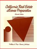 California Real Estate License Preparation, Pivar, William H., 0324143524