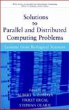 Solutions to Parallel and Distributed Computing Problems : Lessons from Biological Sciences, , 0471353523