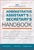 Administrative Assistant's and Secretary's Handbook, James Stroman and Kevin Wilson, 0814433529