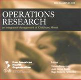 Operations research on Integrated Management of Childhood Illness, Benguigui, Y. and Bossio, J. C., 9275123527