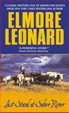 Last Stand at Saber River, Elmore Leonard, 0060013524