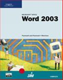 Microsoft Office Word 2003 : Complete Tutorial, Pasewark, William R., Sr. and Morrison, Connie, 0619183527