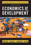 Economics of Development, Perkins, Dwight H. and Radelet, Steven, 0393123529