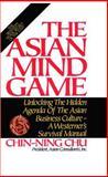 Asian Mind Game, Chin-Ning Chu, 0892563524