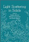 Light Scattering in Solids : Proceedings of the Second Joint USA-USSR Symposium, , 1461573521