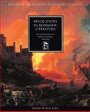 Revolutions in Romantic Literature, Paul Keen, 155111352X