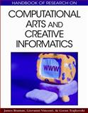 Handbook of Research on Computational Arts and Creative Informatics, Vincenti, Giovanni, 1605663522
