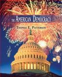 The American Democracy, Alternate Edition, Patterson, Thomas E., 0073103527