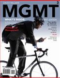 MGMT 2010, Williams, Chuck, 0538743522