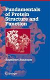 Fundamentals of Protein Structure and Function, Buxbaum, Engelbert, 0387263527