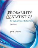 Probability and Statistics for Engineering and the Sciences, Devore, Jay L. (Jay L. Devore), 0538733527