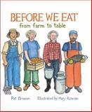 Before We Eat, Pat Brisson, 0884483525