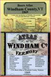 Atlas of Windham Co, Vermont, 1869, CD Edition,, 091165352X