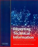 Reporting Technical Information, K. W. Houp, K. W. and T. E. Pearsall, T. E., 0195323521