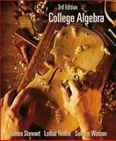 College Algebra, Redlin, Lothar and Stewart, James, 0534373526