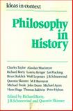 Philosophy in History : Essays in the Historiography of Philosophy, , 0521253527