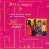 PsychInquiry for Exploring Psychology in Modules, Ludwig, Thomas, 0716763524
