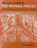 Human Mosaic Study Guide, Mona Domosh and Terry Jordan-Bychkov, 1429253525