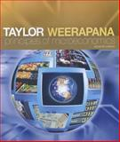 Principles of Microeconomics, Taylor, John B. and Weerapana, Akila, 0538453532