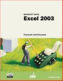Microsoft Office Excel 2003 : Introductory Tutorial, Cable, Sandra and Pasewark, William R., Jr., 0619183535