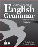 Fundamentals of English Grammar, Azar and Azar, Betty Schrampfer, 0131383531