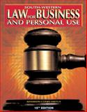 Law for Business and Personal Use 9780538683531