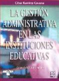 La Gestión Administrativa en Las Instituciones Educativas 9789681863531