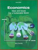 Economics : Ideas and Issues for a Sustainable World, Evensky, Jerry, 0536513538