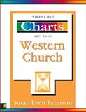 Timeline Charts of the Western Church, Susan Lynn Peterson, 0310223539