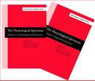 The Phonological Spectrum 9781588113535