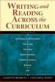 Writing and Reading Across the Curriculum (with MyCompLab), Behrens, Laurence and Rosen, Leonard, 0321343530