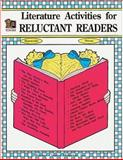 Literature Activities for Reluctant Readers, Patty Carratello, 1557343535