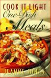 Cook It Light One-Dish Meals, Jeanne Jones, 0028603532