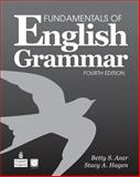 Value Pack : Fundamentals of English Grammar (with Audio CDs, Without Answer Key) and MyEnglishLab: Focus on Grammar 4 (Student Access Code), Azar, Betty S. and Hagen, Stacy A., 0133853535
