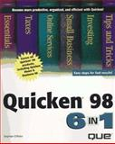 Quicken 6-in-1, O'Brien, Stephen, 0789713535