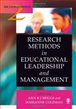 Research Methods in Educational Leadership and Management, , 1412923530