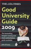 The Times Good University Guide 2009, John O'Leary, 0007273533