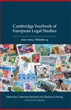 Cambridge Yearbook of European Legal Studies 2011-2012, , 1849463530