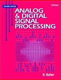 Analog and Digital Signal Processing 9780471623540