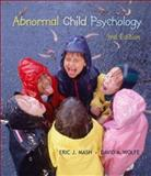 Abnormal Child Psychology, Mash, Eric J. and Wolfe, David A., 0495093548