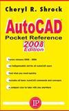 AutoCAD Pocket Reference, Shrock, Cheryl R., 0831133546