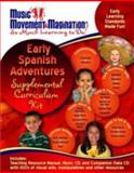 Early Spanish Adventures Supplemental Curriculum Kit,, 098186354X