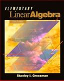 Elementary Linear Algebra, Grossman, Stanley I., 0030973546
