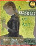 World of Art, Sayre, Henry M., 0139593543